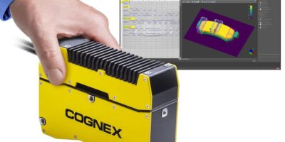 3D inspection is as simple as 2D, says Cognex