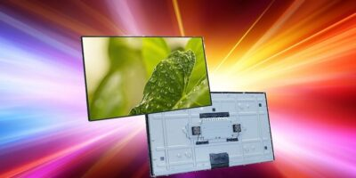 Display Technology offers AUO's 55-inch sunlight readable TFT display