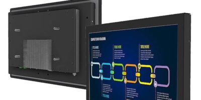 Display Technology adds a panel PC with Intel Core i7 processor
