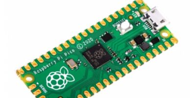 Raspberry Pi Pico is based on Raspberry Pi-designed silicon