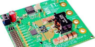 Evaluation kit makes GaN designs easier, promises MinDCet