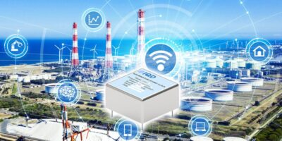 IQD Frequency Products introduces 5V atomic clock