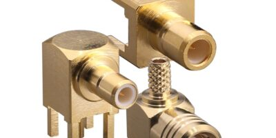 Linx offers miniature RF connector in variety of styles