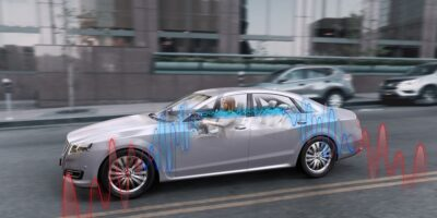 Noise-cancelling sensor improves driving experience, says Molex