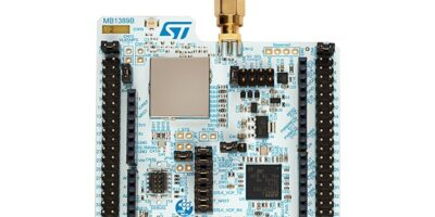 Mouser Electronics stocks STMicroelectronics' Nucleo-64 boards