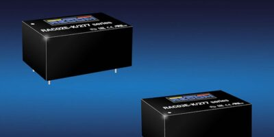 Two board-mount AC/DC converters are high-spec yet cost-effective, says Recom