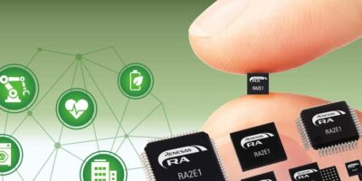 RA2E1 microcontrollers expand RA family; address limited spaces and budgets