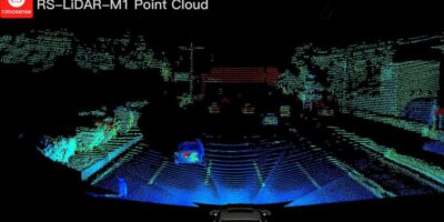 Solid state lidar has range of 150m+, says RoboSense