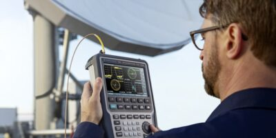 R&S adds functions free of charge to handheld vector network analyser