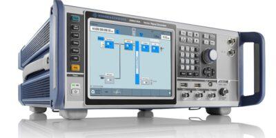 SMM100A redefines mid-range signal generation, says Rohde & Schwarz