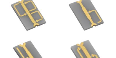 Surface mount chip equalisers are configurable for the right RF fit