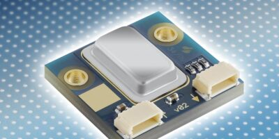 Pressure sensors are designed as PCBs for medical use