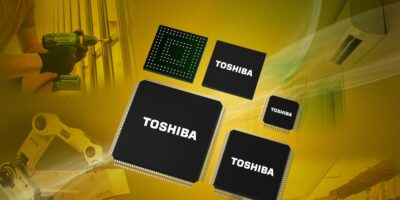 Toshiba adds 32-bit microcontrollers based on Arm Cortex-M technology