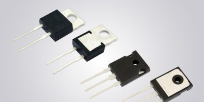 650V SiC Schottky diodes released by Vishay 'ignore' temperature variances