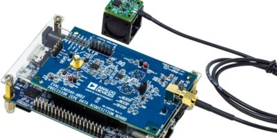 Analog Devices uses sensor data to monitor development