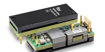 Digital eighth-brick DC/DC converters deliver up to 1100W