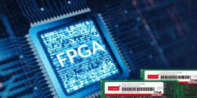 DRAM modules for FPGAs are first industrial grade versions