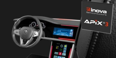 Flexible stand-alone video converter simplifies testing of APIX3 automotive displays
