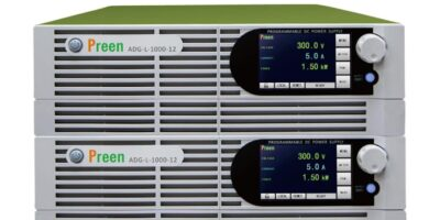 Intepro Systems adds 4.0 to 12kW programmable DC power supply