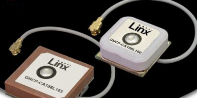 Linx Technologies expands GNSS antenna portfolio with two ceramic patch models