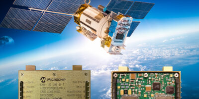 Microchip bases nine space-qualified rad-hard power converters on COTS technology