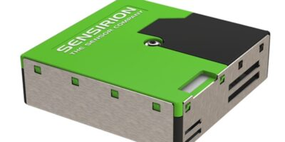 Environmental sensors from Sensiron are added to Mouser Electronics linecard