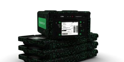 NXP and LivingPackets transform E-Commerce with reusable smart packaging for more eco-friendly online shopping