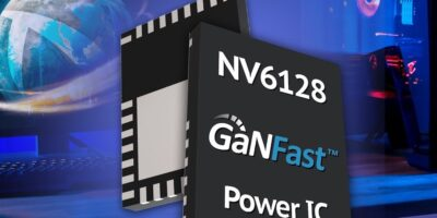 Navitas cranks up the power with gallium nitride