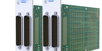 General purpose PXI matrix offers up to 70MHZ bandwidth