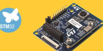 STMicroelectronics supports AI development with function pack and camera module