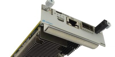 Processor AMC arrives with Layerscape LX2160A and support for SRIO/PCIe