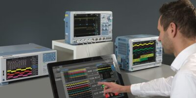 Integrated measurement software offers multiple measurements on one platform