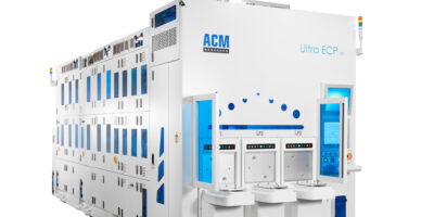 Plating technology improves uniformity, says ACM Research