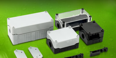 PCB enclosures protect from the elements