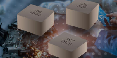 High current shielded inductors comply to AEC-Q200