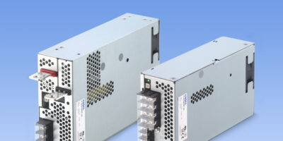Cosel adds to medical power supplies with 600W and 1,000W options