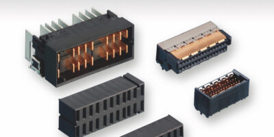 Erni adds signal connectors to power supply group