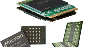 Micron's memory expands Farnell's semiconductor portfolio