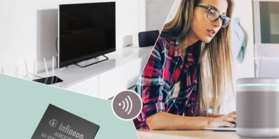 Infineon adds Wi-Fi 6/6E and Bluetooth 5.2 SoC for IoT and streaming