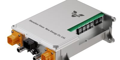 Trenchstop IGBT combines with CoolSic diode for fast switching
