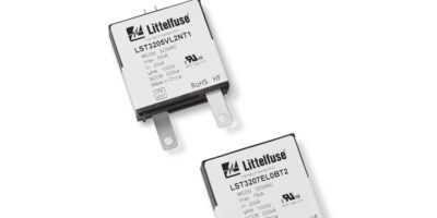 LST varistors make surge protection devices more robust, says Littelfuse