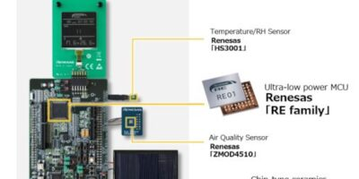 Renesas and NGK Insulators promote maintenance-free IoT