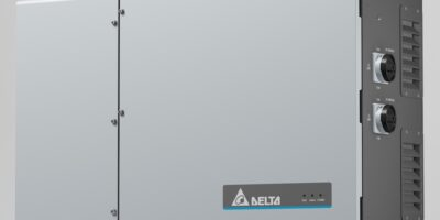 Delta refines three-phase string inverter for efficency and quiet