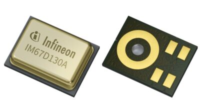 Infineon combines MEMS and automotive expertise for Xensiv microphone