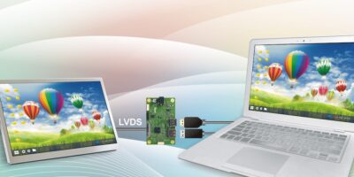 Hardware drives KOE LVDS TFT displays