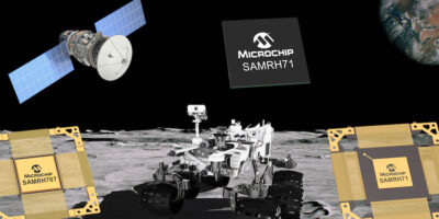 SAMRH71 Arm-based processor is space-qualified, says Microchip