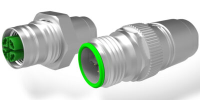 Provertha adds shock and vibration protection to M12-Mini X-Code cable connectors