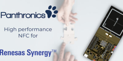 Demo kit enables NFC reader functionality on Renesas Synergy platforms