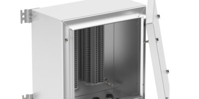Pepperl+Fuchs tops off automation with stainless steel enclosure