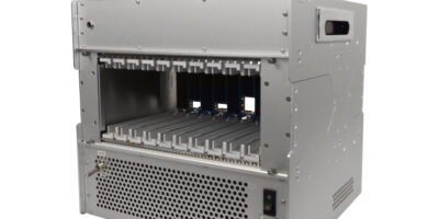 New 10-slot 3U Development Chassis for OpenVPX, SOSA Designs